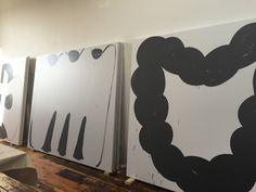 Amy Feldman studio, 2014