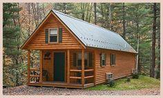Our cabin -14x48 Adirondack
