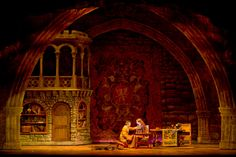 Camelot: Theater Design - Denver, Co - Lighting, Projection, and Set Design