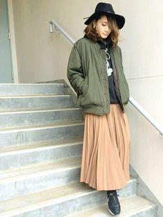 Yukie♡i│NUMBER (N)INEのパーカーコーディネート-WEAR