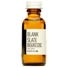 Blank Slate Beard Oil was designed for those who are looking for a fragrance free oil. Beardbrand also removed almond oil and argan oil for those with tree nu Mens Beard Oil, Best Beard Balm, Tree Nut Allergy, Babassu Oil, Nut Allergies, Beard Grooming, Beard Care, Carrier Oils, The Balm