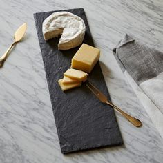 west elm Slate Cheese Board
