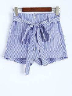 GET $50 NOW | Join Zaful: Get YOUR $50 NOW!http://m.zaful.com/belted-striped-skorts-p_242927.html?seid=2234825zf242927