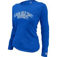 Product: Florida Gulf Coast University Women's Long Sleeve T-Shirt Florida Gulf Coast University, Sweatshirts, Long Sleeve, Sleeves, Sweaters, T Shirt, City, Fashion, Supreme T Shirt