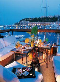 'Boating' in Monaco