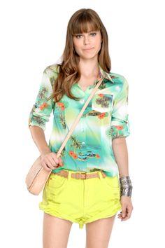 short color com rasgos - Shorts e Bermudas | Dress to