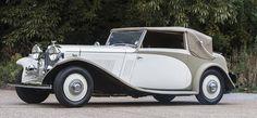 1934 Bentley 3½-Litre Drophead Coupé  Coachwork by James Young