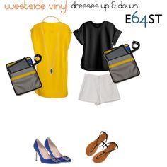 Westside Vinyl... what will you wear with yours?