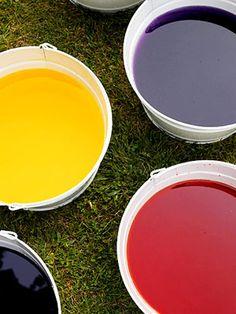 Fabric Dye - tie dye