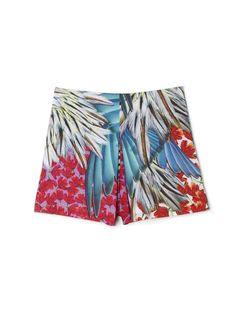 CLOVER CANYON Carnival Short. #clovercanyon #cloth #