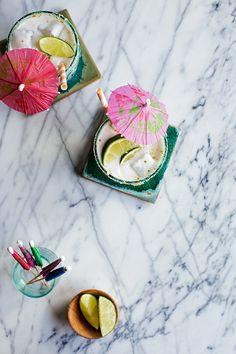 Creamy Coconut Marga