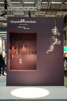 Stockholm Furniture & Light Fair 2016 - Giopato & Coombes presented by Møller & Rothe