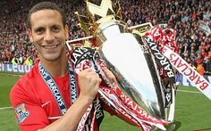 "United legend, Rio Ferdinand announces his retirement from football. ""Winning trophies over my 12 years at Manchester United allowed me to achieve everything I desired in football. None of that would have been possible, without the genius of one man, Sir Alex Ferguson."" 30.5.15"