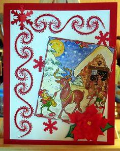 My World of Handmade : Vianoční škriatkovia
