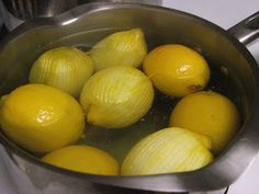 Canning Granny: Canning Lemon Squash (Lemonade Concentrate)