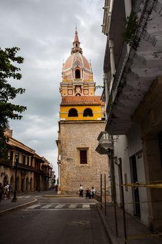 Catedral de Cartagena,  Cartagena de Indias, Colombia