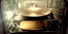 come pulire il forno con rimedi naturali | ARIA FRITTA