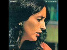 ▶ ~ JOAN BAEZ ~ Poor Wayfaring Stranger. A gem from Side Two of Joan Baez's 'David's Album'