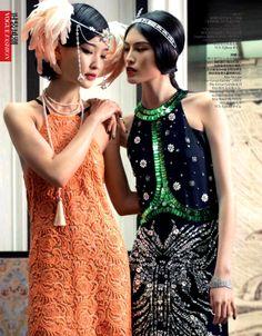Sui He by Giorgio Batu for Vogue China June 2013