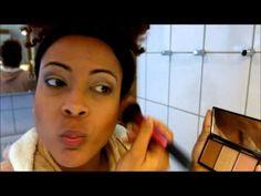 GRWM | Makeup, Peinado y Outfit para una foto profesional - YouTube