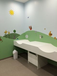 Target Chatswood Westfield Parents Room.
