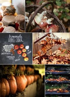 Autumn Bliss - Little Black Book Paris Mabon, Autumn Cozy, Fall Winter, Collages, Autumn Aesthetic, Autumn Photography, Fall Pictures, Hello Autumn, Fall Harvest