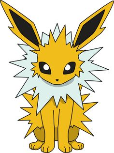 Day 4: Favorite Eevelution, Jolteon. Jolteon is fast and powerful with a base stat total of 130 speed and 110 sp. Atk. Plus, Jolteon has an impressive move pool, with moves such as thunder wave, last resort, sleep talk, thunder, Hyper Beam, ThunderBolt, dig, Shadow Ball, the list goes on and on. All-in-All, Speed and power is my favorite combination, and Jolteon sells it.