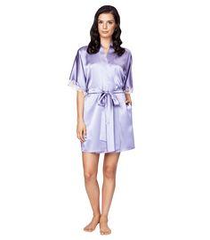 Boudoir Short Robe