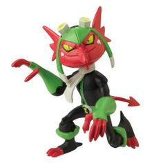 Ben 10 Juryrigg with Micro Figure by Ben 10. $21.45. Includes:1 figure 1 accessory. Basic figures come with an accessory. 5-8 points of articulation and great coloring with close attention to detail. Other characters such as Ben, Rook, Kyber etc. who don't come out of the Omnitrix will have their own accessory. From the Manufacturer                Ben's Omniverse Omnitrix is loaded with 10 new aliens ready to battle evil now if it would only give him the right alien at...