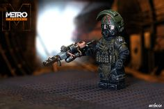 Flickriver: Most interesting photos from Lego Metro 2033 pool