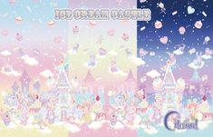 Citanul Ice Cream Castle Print