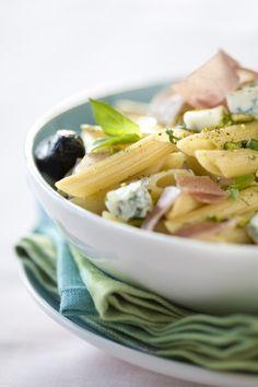 Receitas de macarrão | Salada de penne com gorgonzola - Photo 14 : Álbum de fotos - taofeminino
