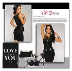 """""""TBDress I - 7"""" by selmica11 ❤ liked on Polyvore"""