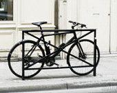 http://www.etsy.com/treasury/MTIxNDEzNTd8MjcyMjg0NjA0NA/all-i-wanna-do-is-to-have-some-fun  Bike print, Paris, France, retro decor, vintage bicycle, fine art photography, 5x7 (13x18)