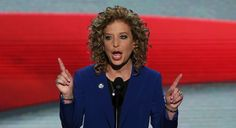 """""""Wasserman Schultz spokesman...did not respond to questions about whether the stolen emails""""..."""