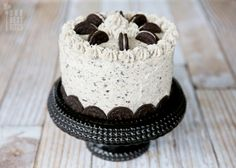 Cookie and Cream Cake from Our Best Bites