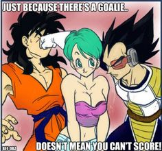 Not sure if Dragon Ball Z, or reality XD