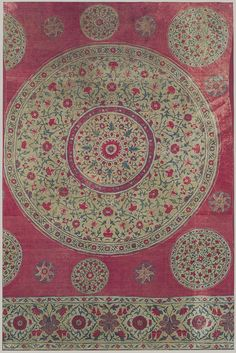 Tent lining [Burhanpur, Deccan, India] (2005.251) | Heilbrunn Timeline of Art History | The Metropolitan Museum of Art