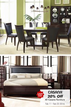 20% Off All Casana Furniture is Also Coming to an End Today! Shop Now!