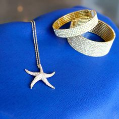 Summer Style // Beach Ready // Starfish // Sparkle // Jewelry