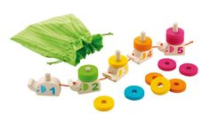 Count on Elephants - It's a great toy for learning numbers.