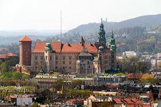 Cracow Royal Castle Germany Area, Krakow, Poland, New York Skyline, Castle, City, Travel, Viajes, Castles