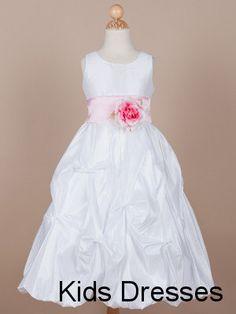 Flower girl dress- etsy