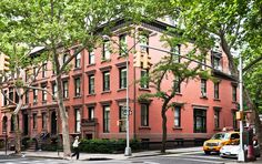 I love Brooklyn Heights.  Henry Miller residence (built c. 1899), 91 Remsen Street, Brooklyn Heights, New York by lumierefl, via Flickr