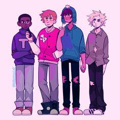 "spaceboyfriiend: ""Craig and those guys """