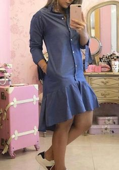 Casual Chic, Casual Wear, Casual Outfits, Kurti With Jeans, Latest African Fashion Dresses, Modest Fashion, Blouse Designs, Dress Outfits, Need Supply
