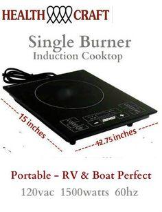 Fresh Tabletop Induction Burner