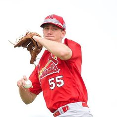 Piscotty is locked in this spring! #stlcards #springtraining