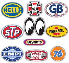 Vintage Cars Logo Retro Ideas For 2019 Vintage Cars For Sale, Old Vintage Cars, Cars Cartoon Disney, Vw Logo, Preppy Car Accessories, Gas Monkey, Garage Art, Retro Logos, Harley