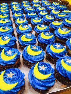 Ramdhan Ramzan cupcakes